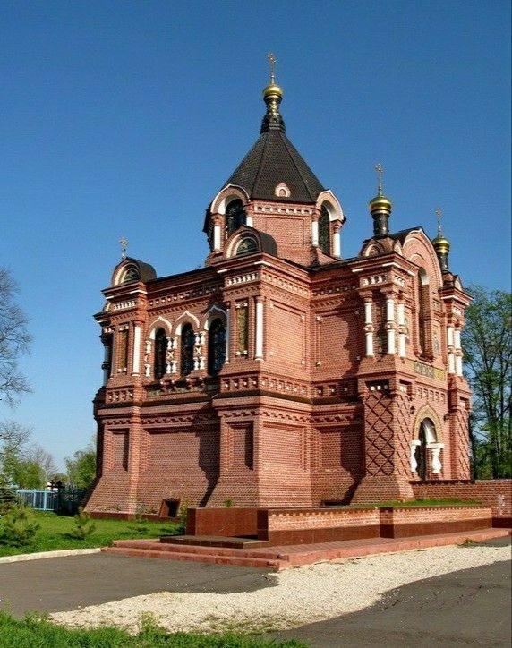 Церковь Александра Невского на Михайловой стороне в Суздале