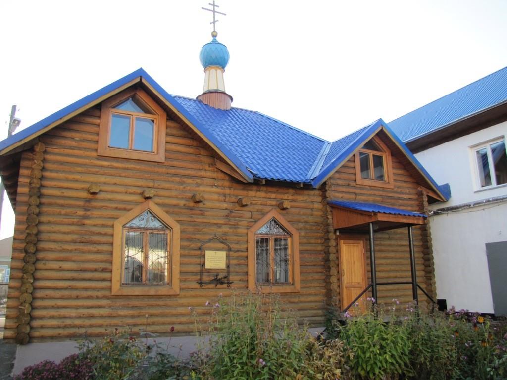 Преображенская церковь (Горно-Алтайск)