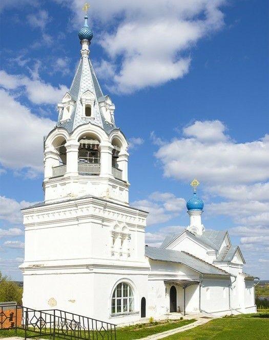 Церковь Введения во храм Пресвятой Богородицы в Муроме