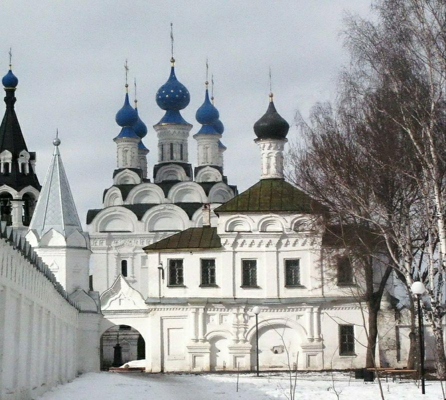 Церковь Стефана Архидиакона Благовещенского монастыря в Муроме