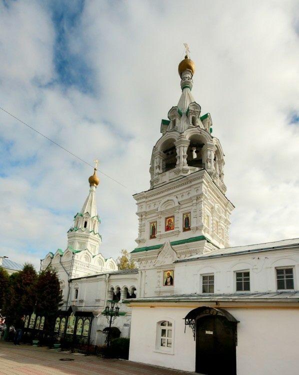 Церковь Казанской Иконы Божией Матери Свято-Троицкого женского монастыря в Муроме