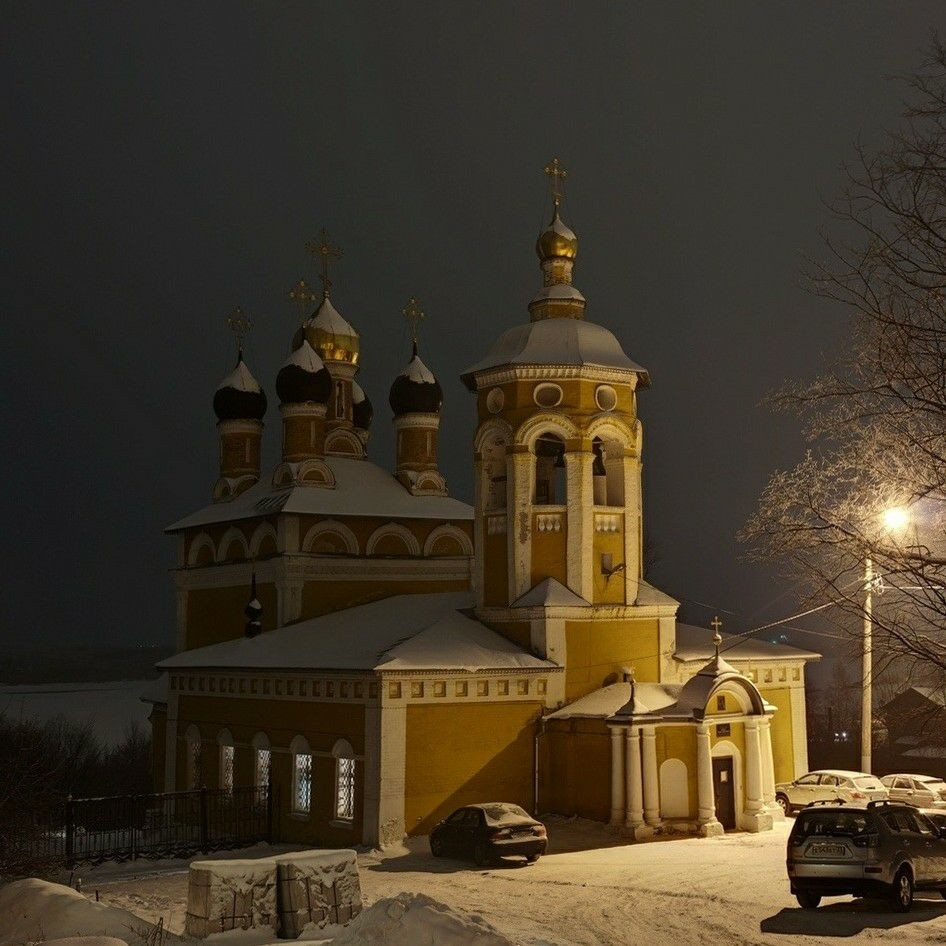 Церковь Николая Чудотворца Набережного в Муроме