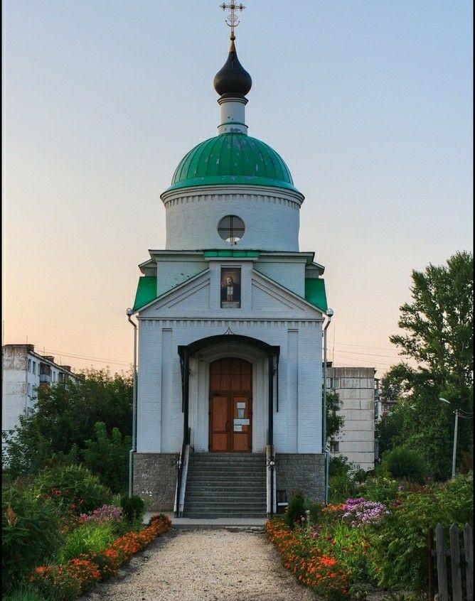 Церковь Серафима Саровского при доме милосердия им прав Иулиании Лазаревской в Муроме