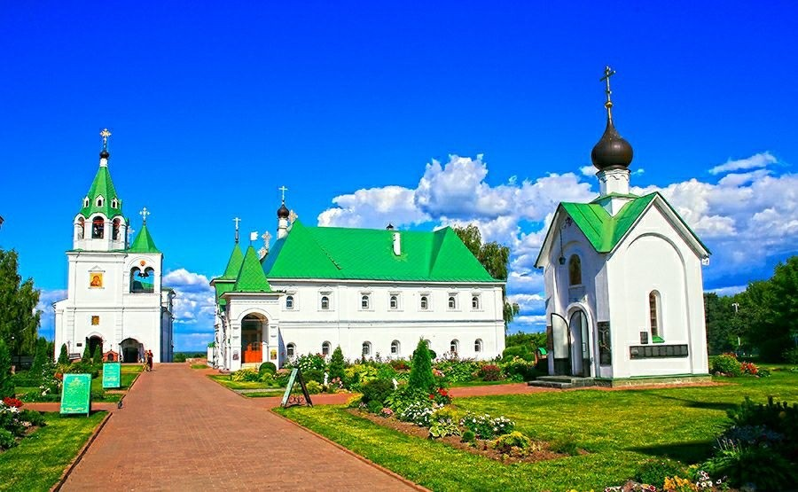 Спасо-Преображенский мужской монастырь в Муроме
