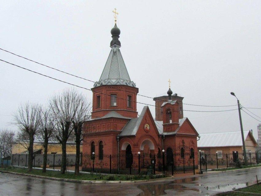 Церковь Воздвижения Честного Креста Господня в Муроме