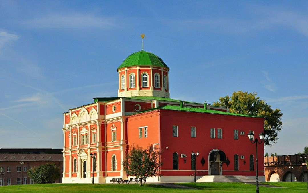 Богоявленский Собор в Тульском Кремле