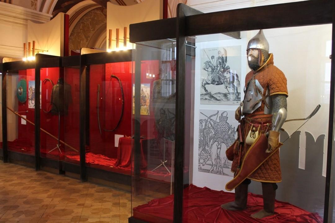 Музей оружия в Тульском Кремле