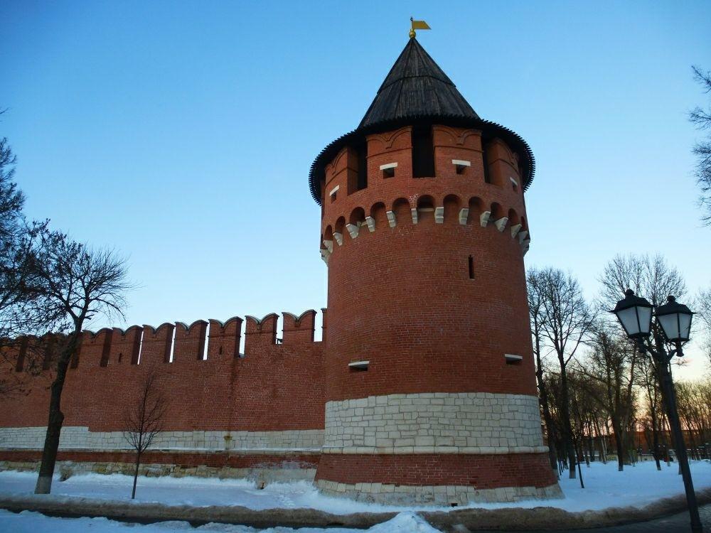 Никитская башня Тульского Кремля