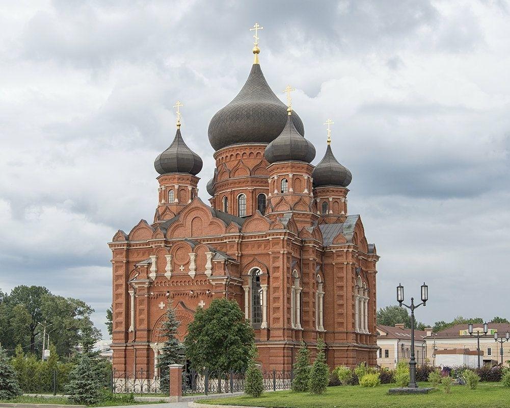 Кафедральный Собор Успения Пресвятой Богородицы в Туле