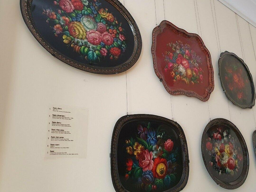 Музей декоративно-прикладного и современного искусства в Туле