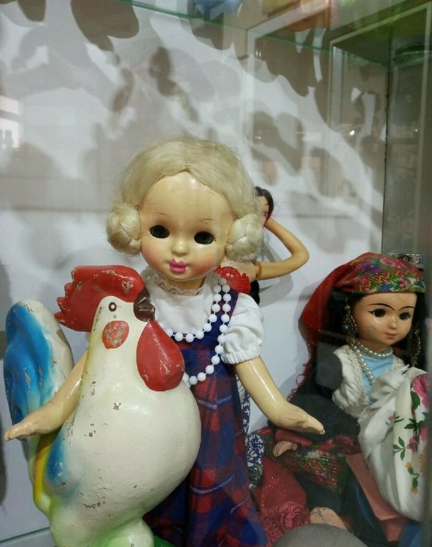 Музей советской игрушки в Туле