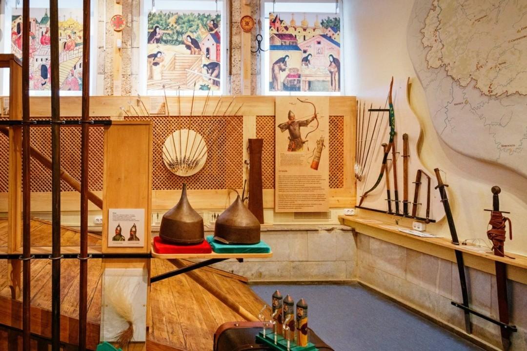Музей Тульских древностей в Туле