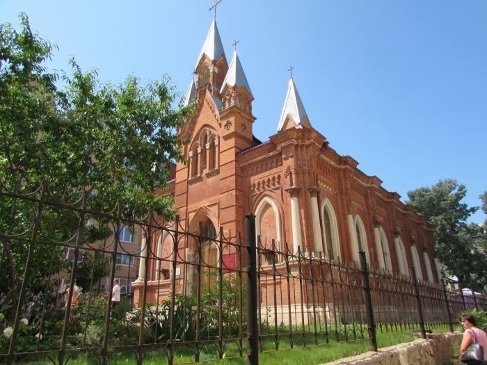 Церковь Петра и Павла в Туле