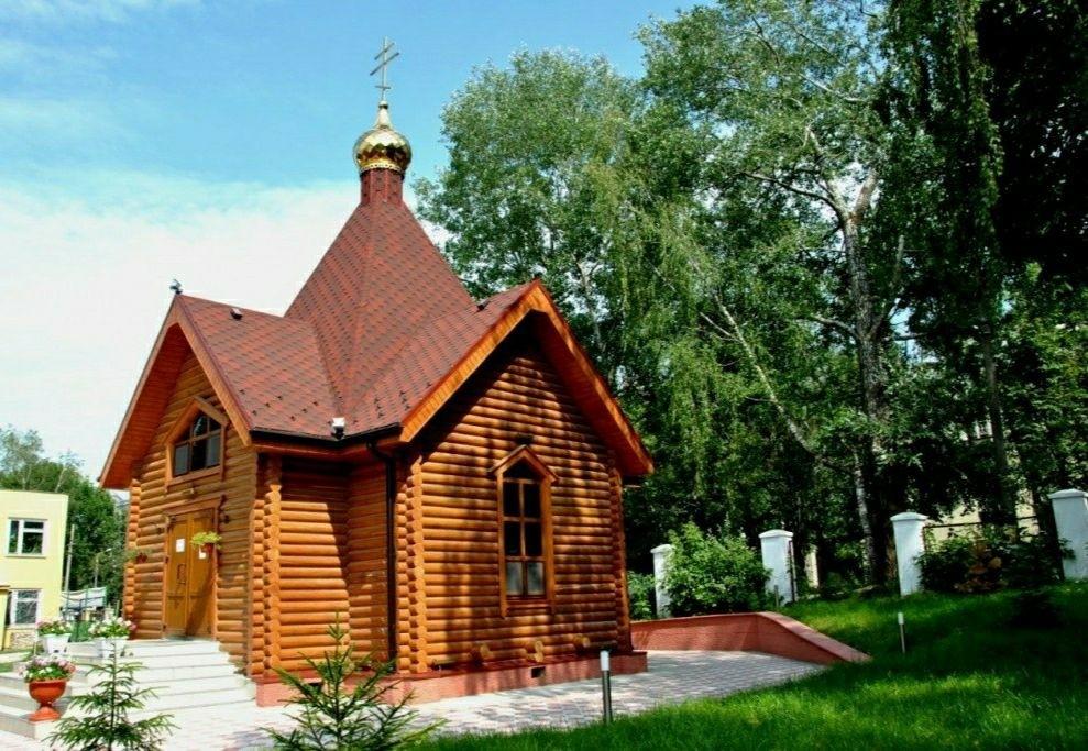 Церковь святого праведного Иоанна Кронштадтского в Туле