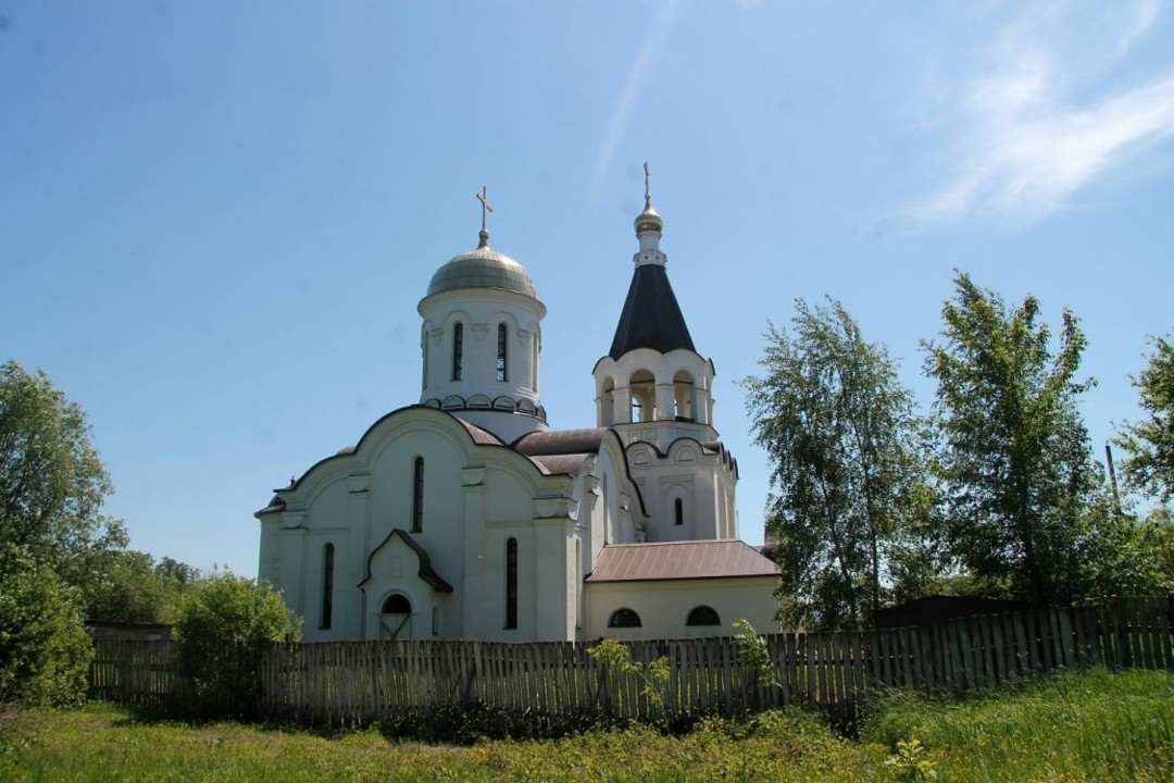Церковь Покрова Пресвятой Богородицы в посёлке Южный