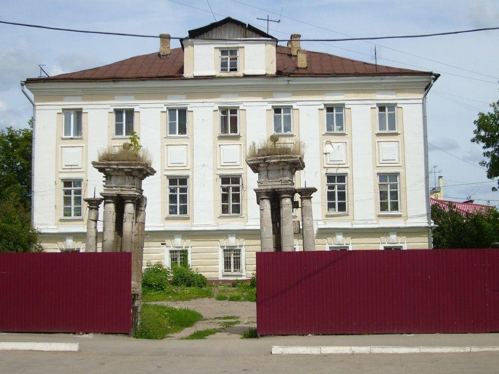 Усадьба И. В. Ливенцева в Туле