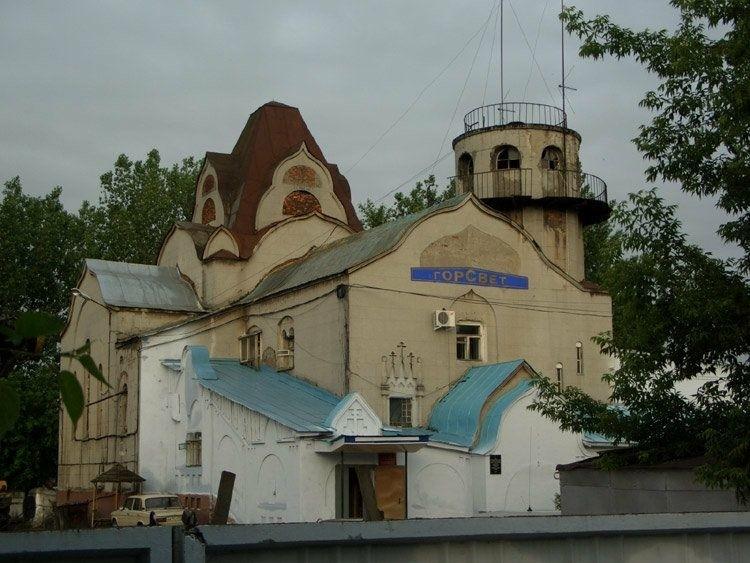 Старообрядческая церковь Благовещения Пресвятой Богородицы в Туле