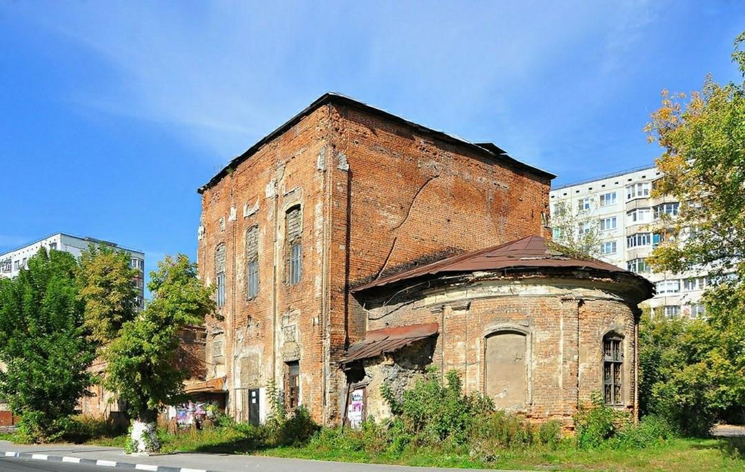 Церковь Георгия Победоносца на Хопре