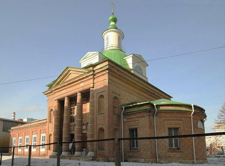 Церковь Рождества Пресвятой Богородицы в Туле