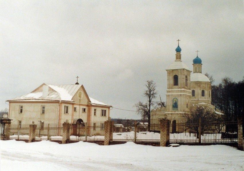 Богородице-Рождественский монастырь в Туле
