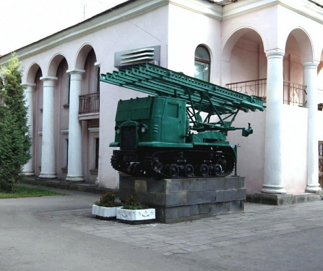Историко-художественный музей в Новомосковсе