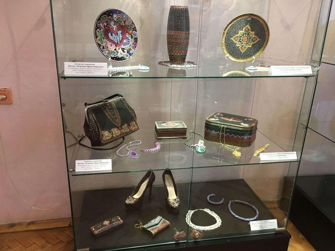 Археологический музей в Новомосковске