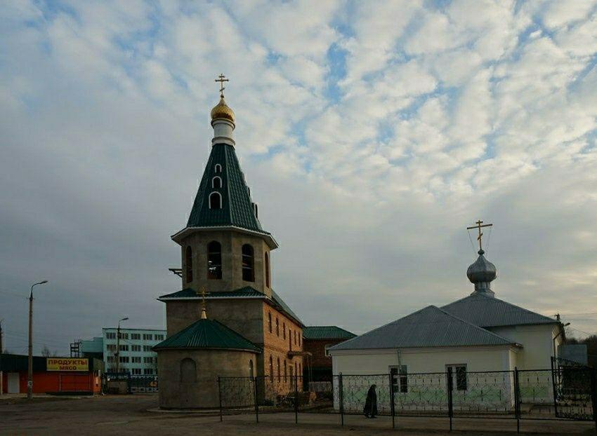 Церковь Димитрия Донского в Донском