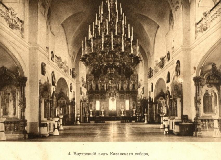 Собор Казанской Иконы Божией Матери Казанской Амвросиевой пустыни