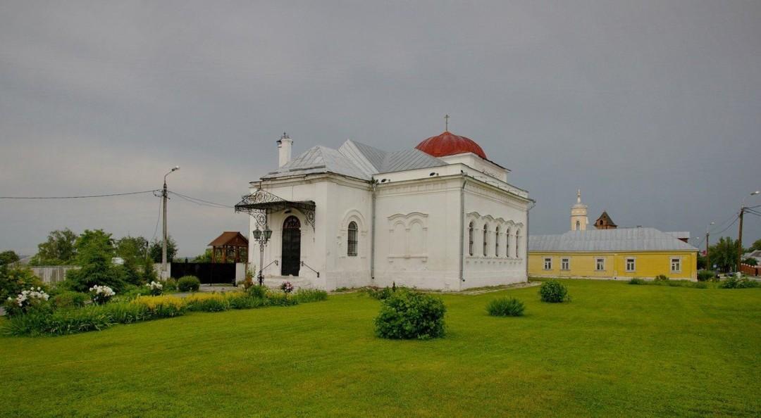 Церковь Николая Чудотворца в Коломенском Кремле