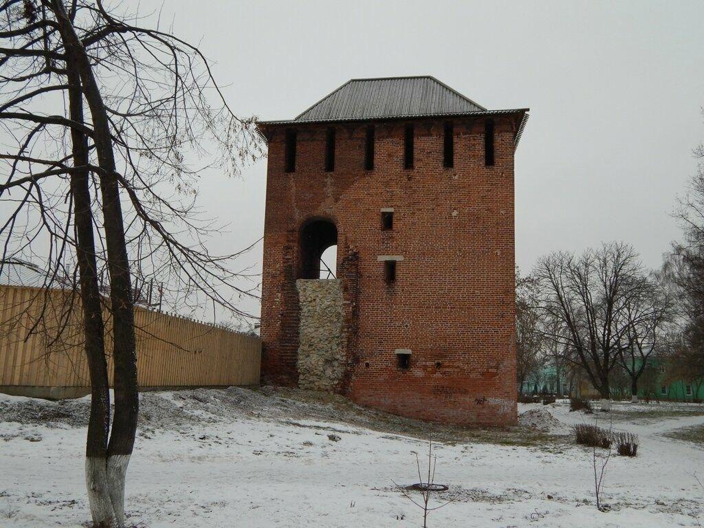 Семёновская башня Коломенского Кремля