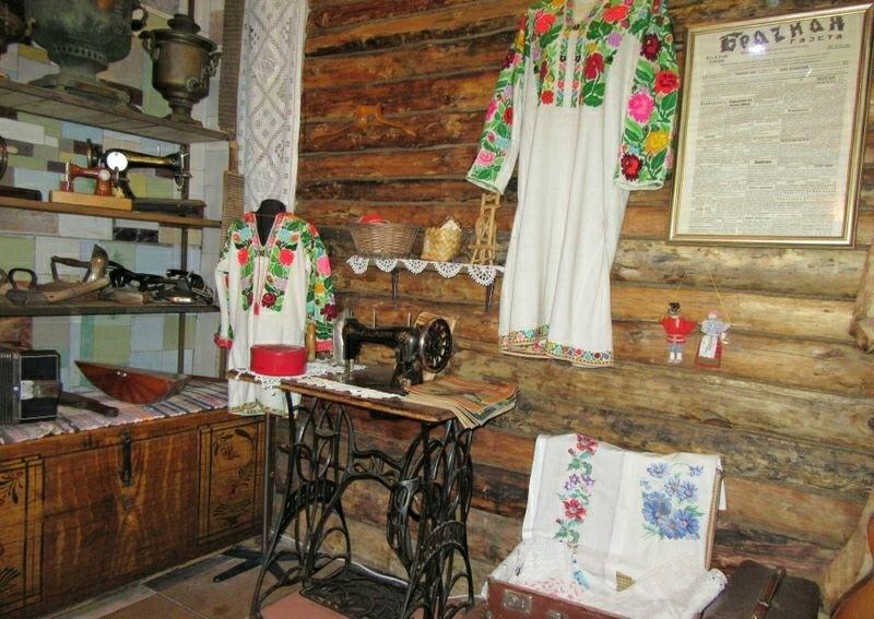 Музей посадских ремёсел в Коломне