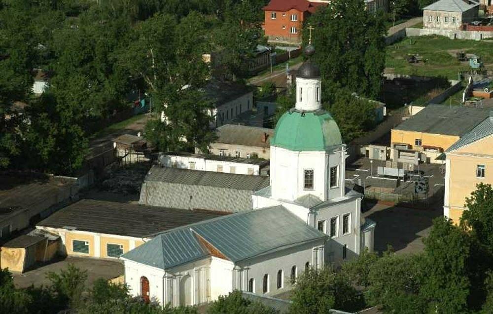 Церковь Рождества Христова в Коломне