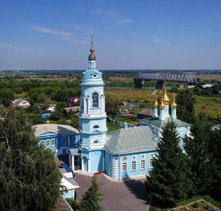 Церковь Богоявления Господня в Гончарах в Коломне