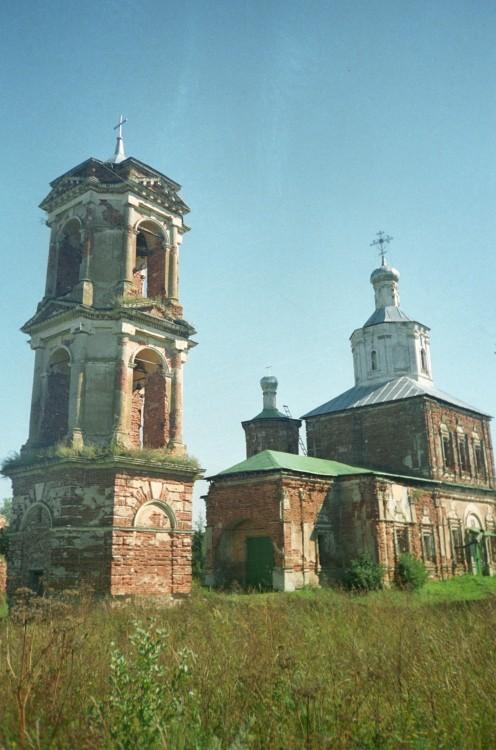 Собор Успения Пресвятой Богородицы Свято-Успенского Шаровкина монастыря