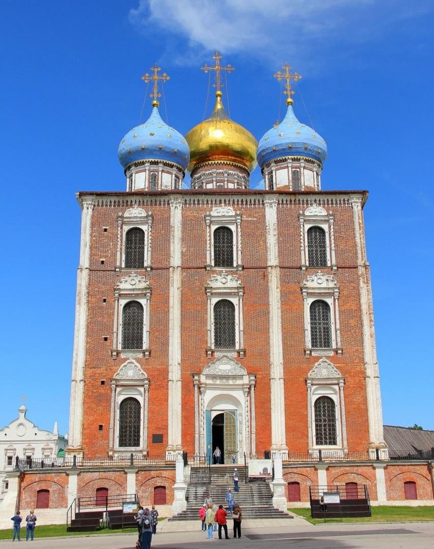 Собор Успения Пресвятой Богородицы в Рязанском Кремле