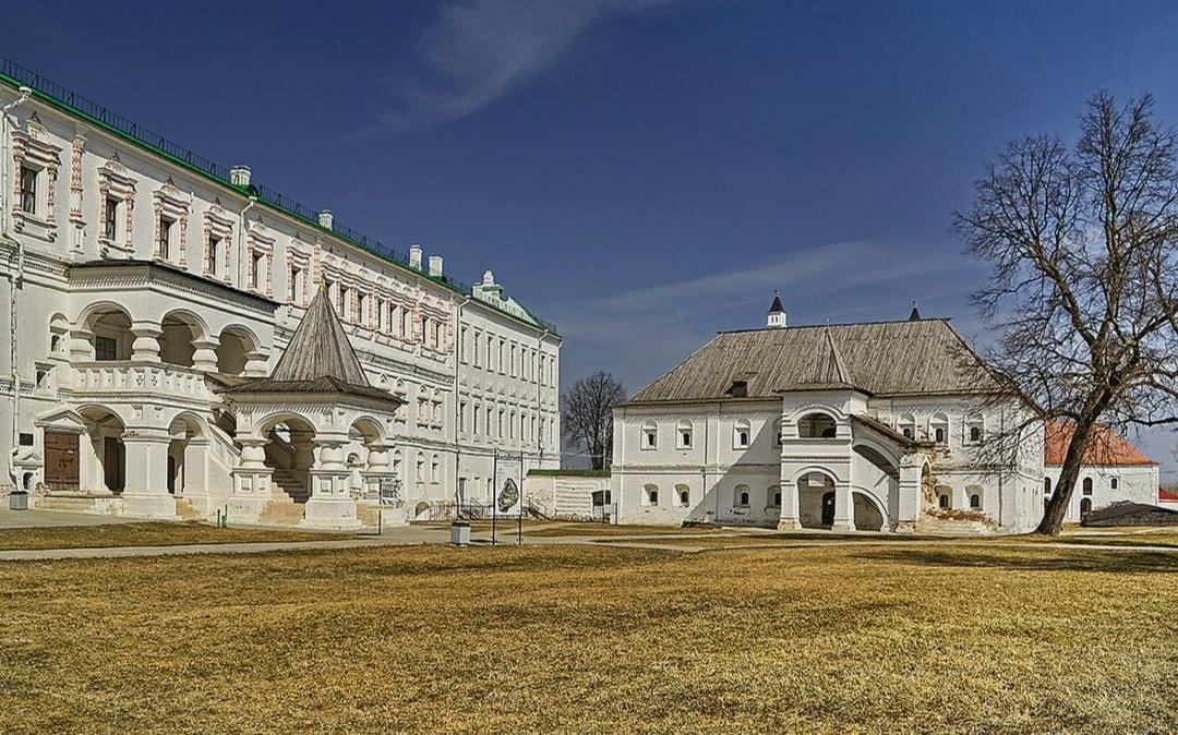 Гражданские постройки Рязанского Кремля