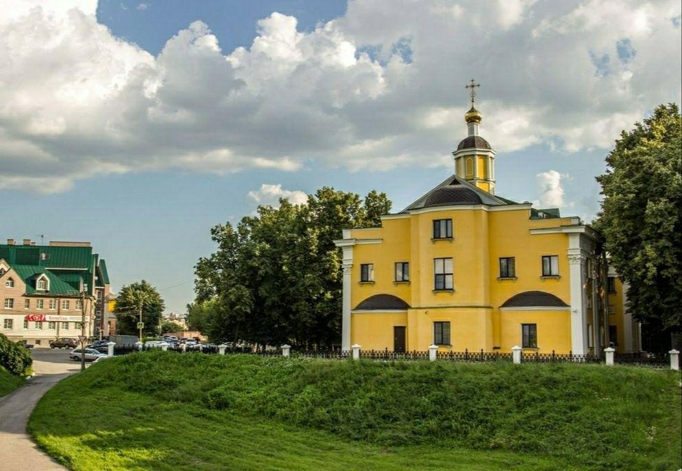 Церковь Илии Пророка Рязанского Кремля
