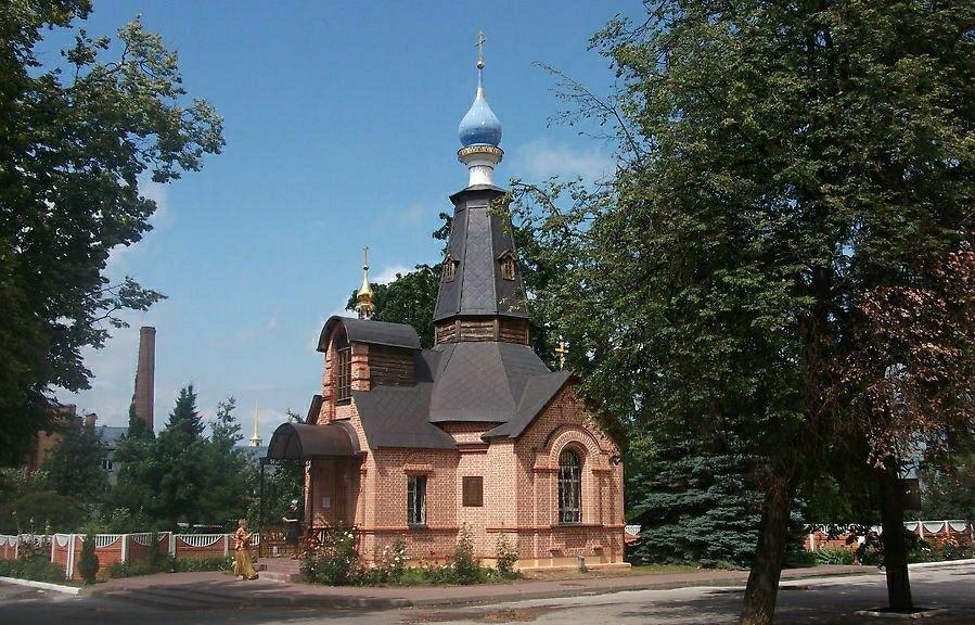 Покрово-Татианинский храм Рязани при РГУ им. А. С. Есенина