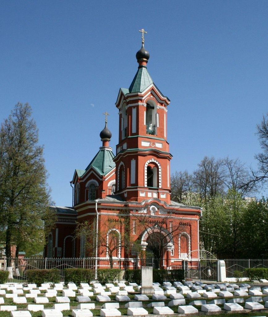 Старообрядческая церковь Успения Пресвятой Богородицы в Рязани