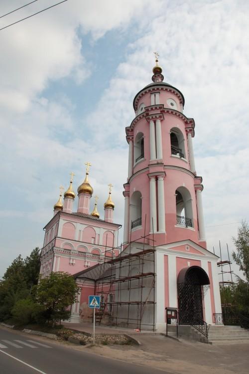 Храм святых князей Бориса и Глеба в Боровске