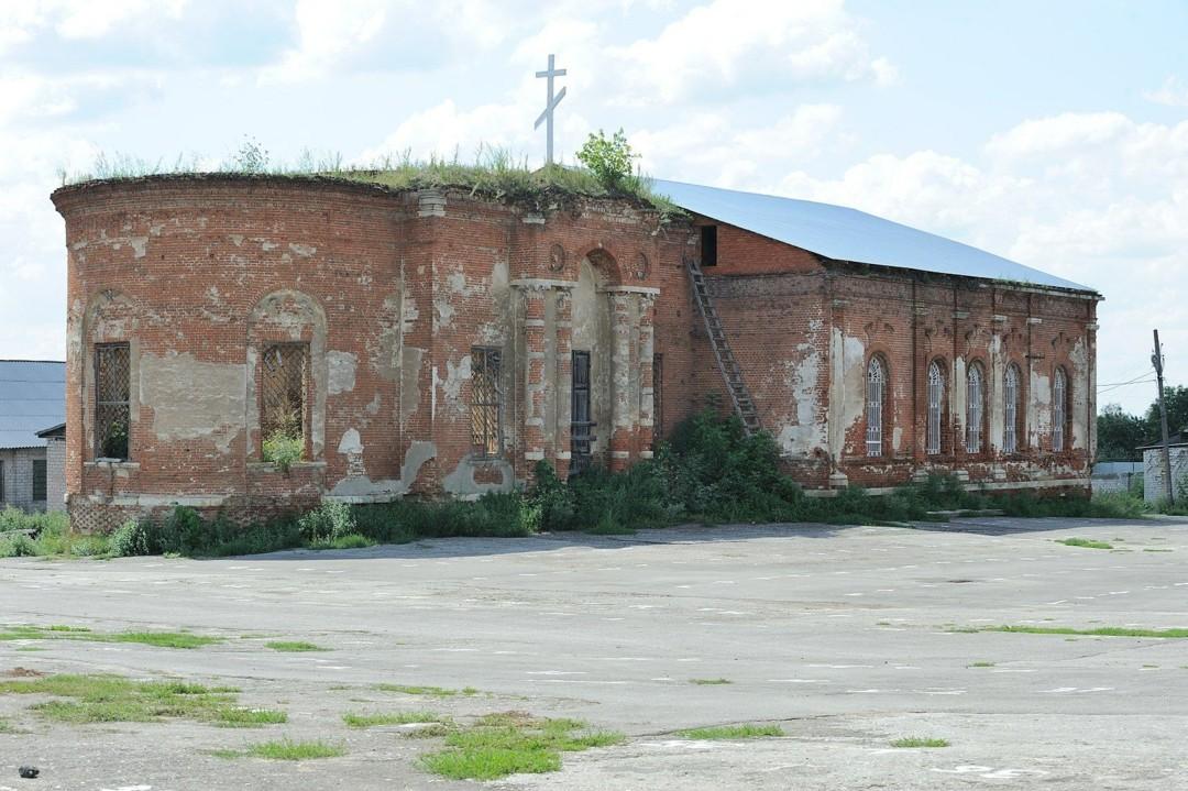 Церковь Вознесения Господня в Скопино