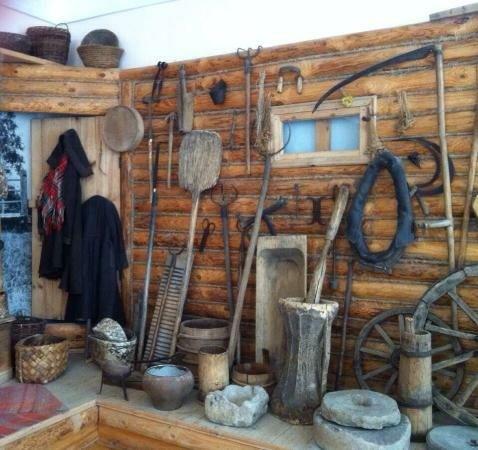 Краеведческий музей в Скопино