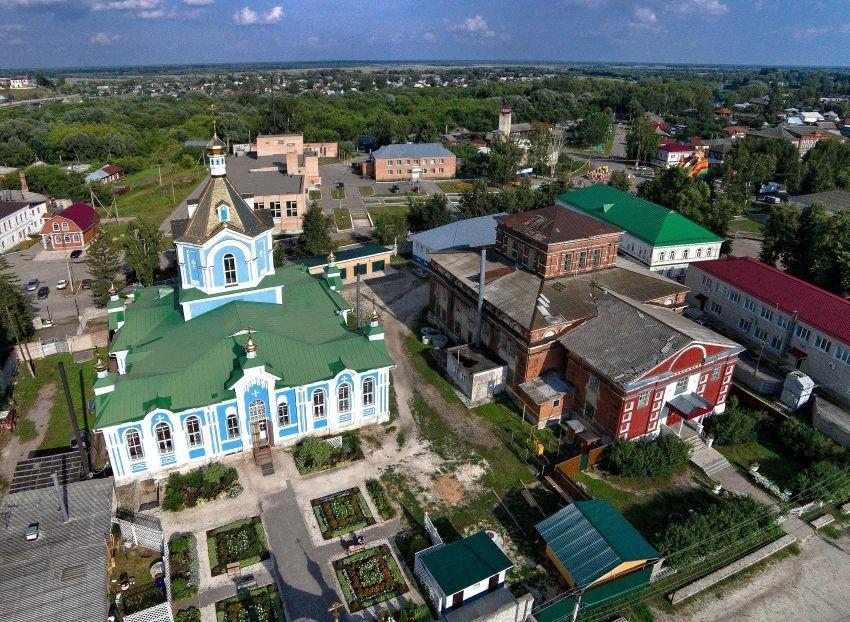 Милостиво-Богородицкий женский монастырь в Кадомо