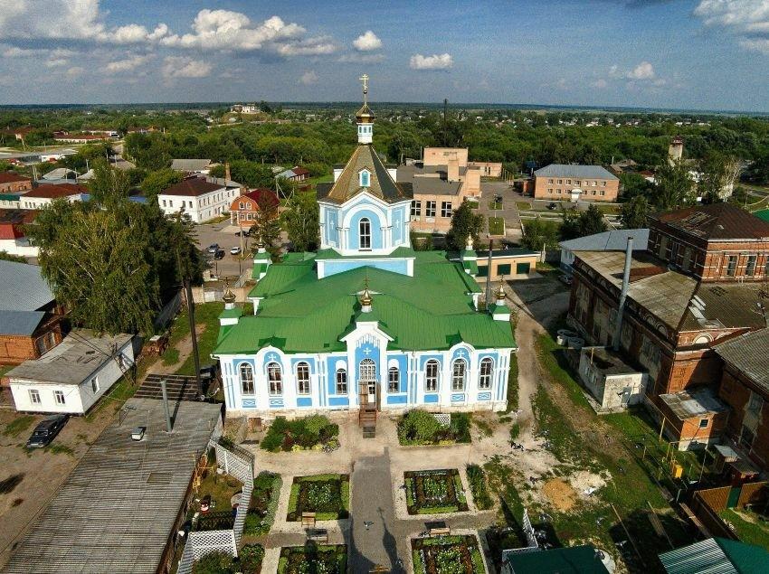Церковь Иконы Божией Матери Милостивая Милостиво-Богородицкого женского монастыря в Кадоме