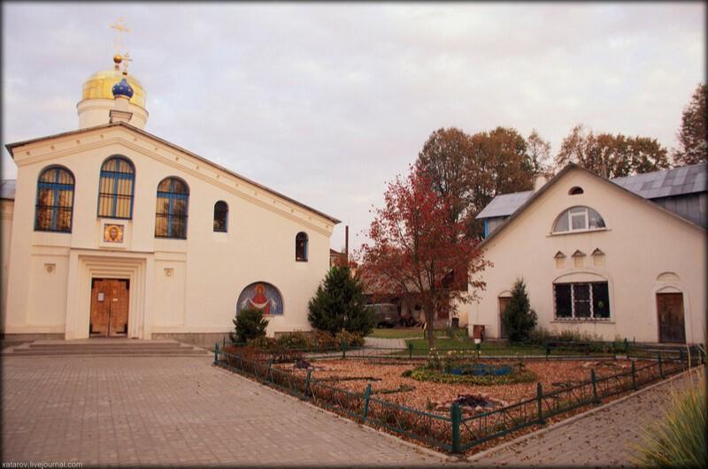 Свято-Покровский храм в Жиздре