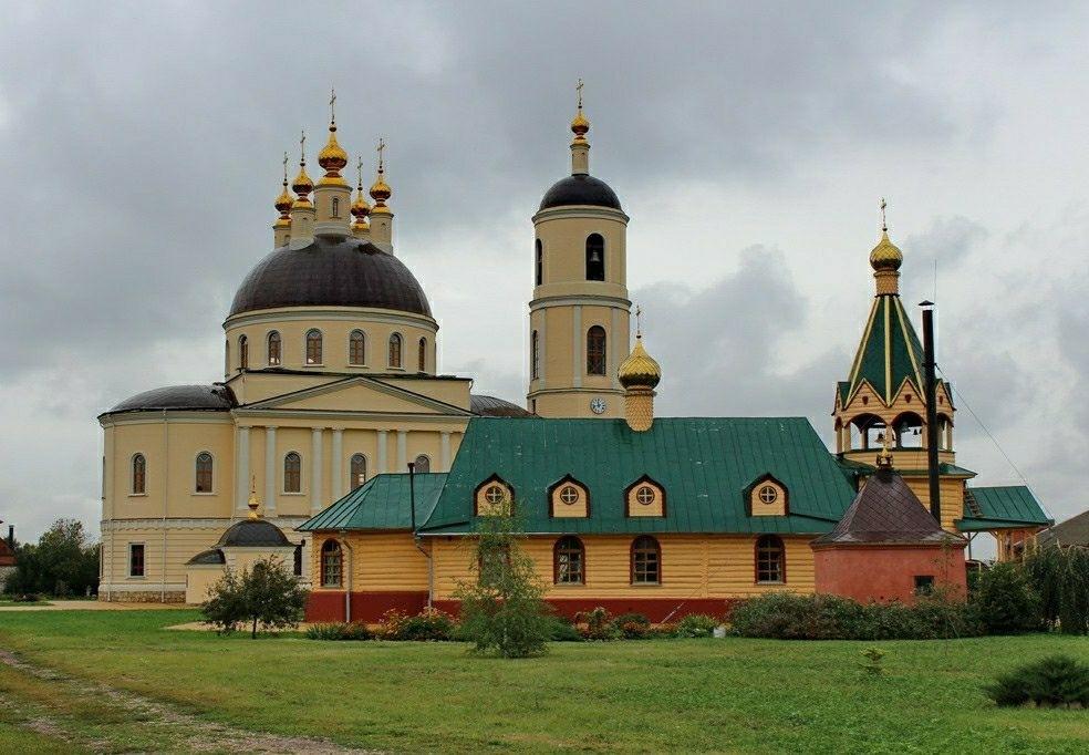 Михайловский Покровский женский монастырь