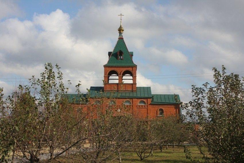 Церковь Иоанна Богослова в Михайлово