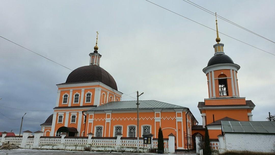 Церковь Рождества Христова в Михайлово