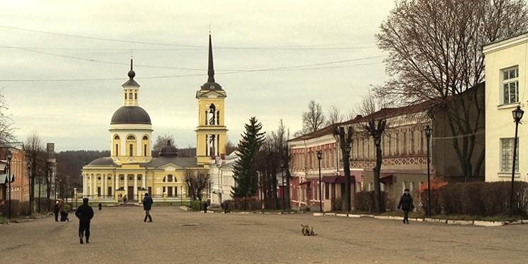 Собор святителя Николая Чудотворца в Мосальске