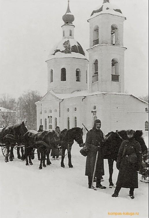 Храм святых благоверных князей Бориса и Глеба в Белкино
